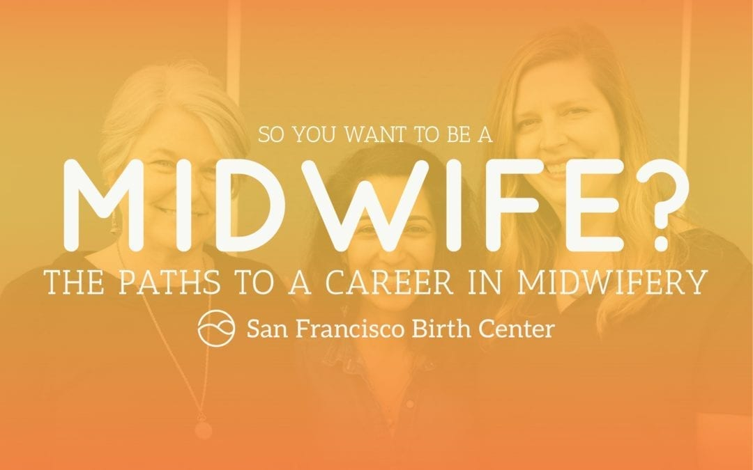 So You Want to be a Midwife? The Paths to a Career in Midwifery