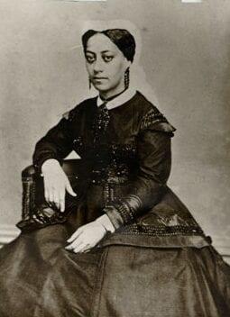Archival Photograph of Mary Ellen Pleasant
